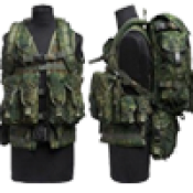 TACTICAL BACKPACK & VEST (50)
